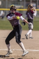 Gallery: Softball Montesano @ Puyallup